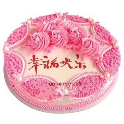 可口蛋糕,生日蛋糕图片